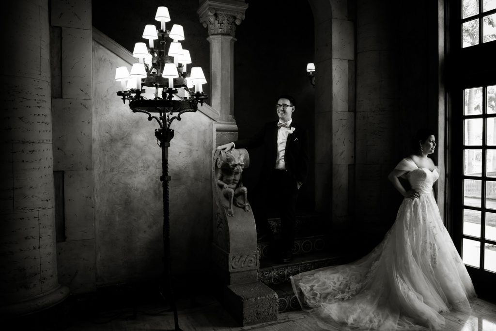 Couple at The Miami Biltmore Hotel