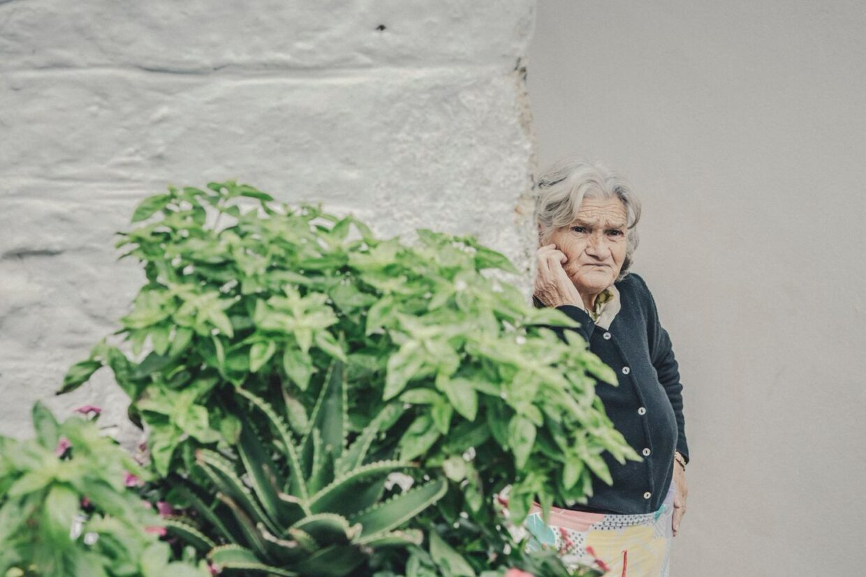 Travel photography. Ostuni, Italy