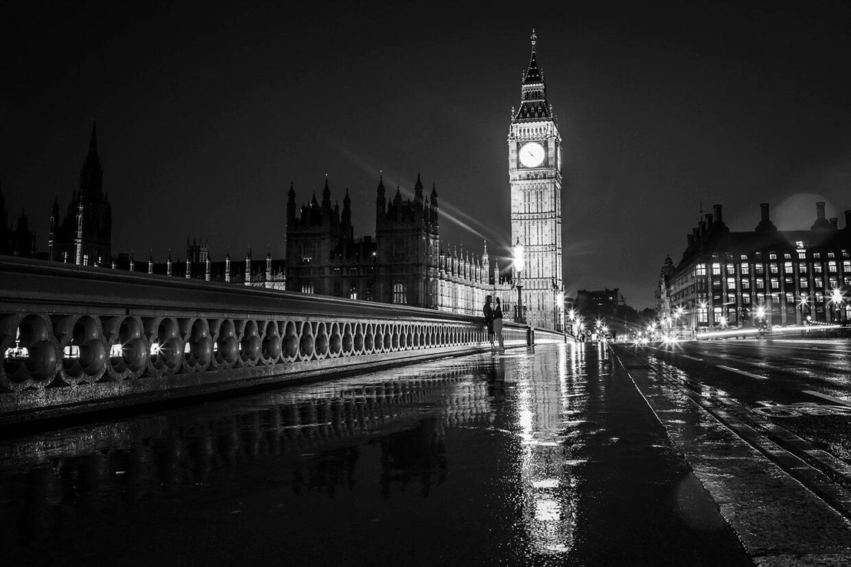 Travel photography. Big Ben
