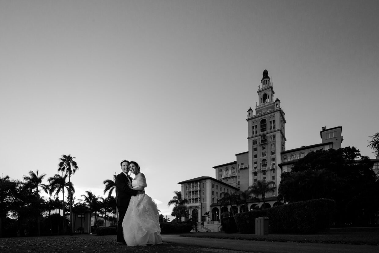 Wedding at Miami Biltmore Hotel