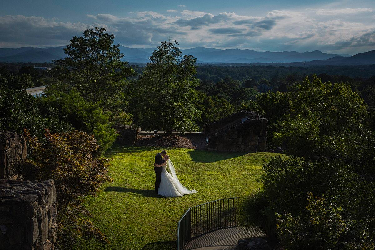 Professional wedding photography, Landscape photography