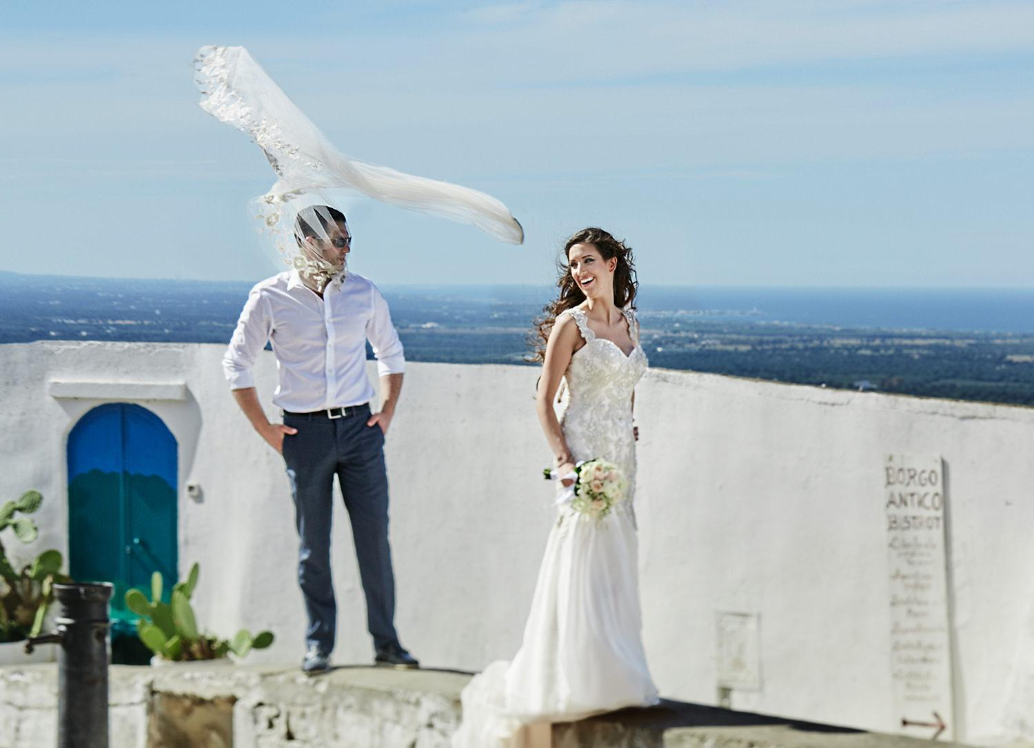 Destination wedding Italy, Professional wedding photography,